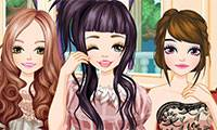 Игры Long Hair Girls