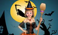 Игры Riley Halloween Dress Up