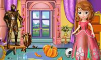 Игры Sofia Castle Makeover