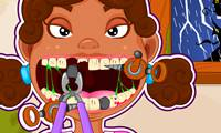 Игры Dentist Crazy Day