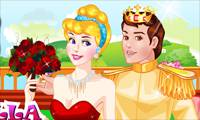 Игры Cinderella Wedding Prep