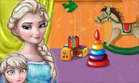 Игры Baby Lessons with Elsa
