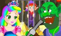 Игры Princess Juliet Gold Mine Escape