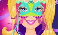 Игры Super Barbie Mask Designer