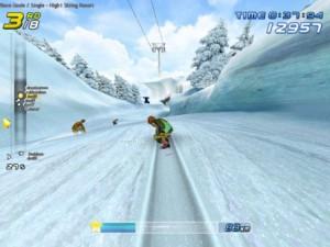Игры про сноубордистов