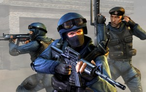 Компьютерная игра Counter Strike