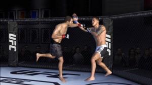 EA Sports UFC особенности