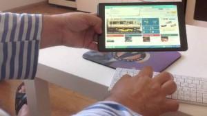 Планшет VOYO WinPad A1s DualOS